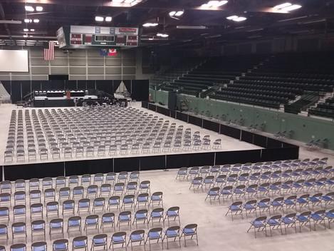 Graduation, Butte Civic Center