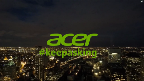 Acer Global Campaign