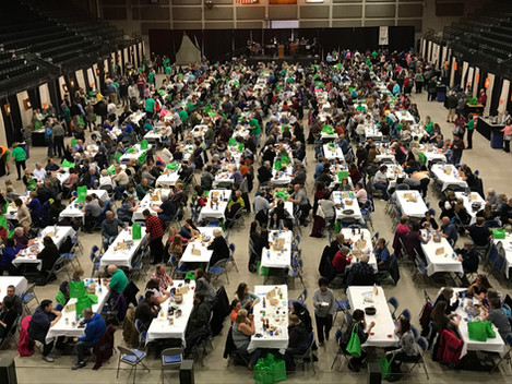Banquet, Butte Civic Center