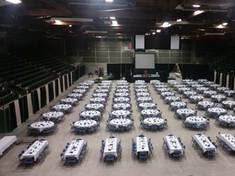 Banquet, Butte Civic Center