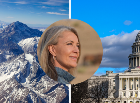 After Aconcagua, Patricia Ackerman Set Her Sight on Her Next Summit: Public Office