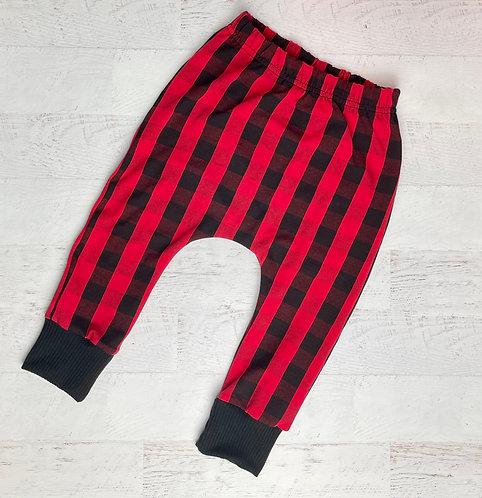 Red Buffalo Jersey Cotton Harem Pant