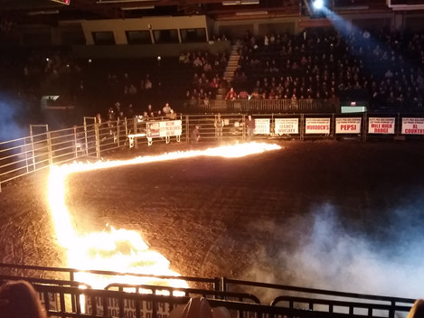 Rodeo, Butte Civic Center