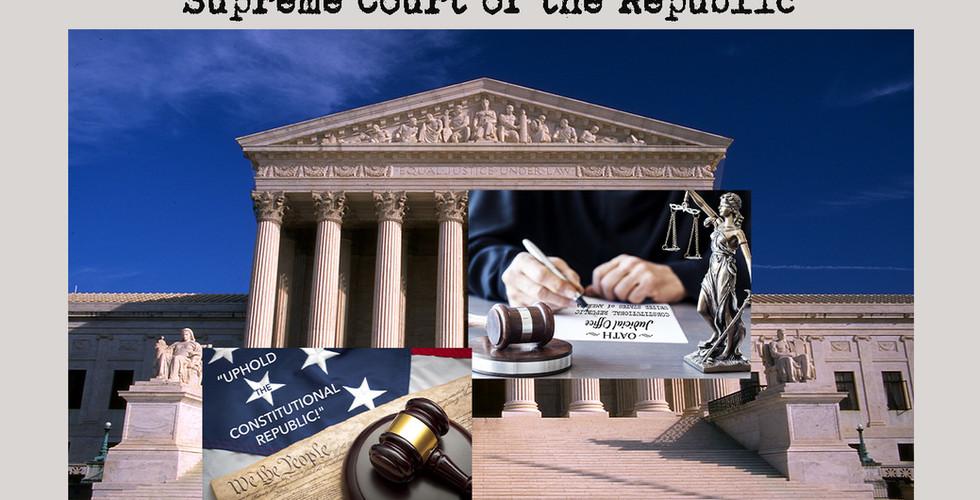 Supreme Court of the Republic