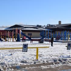 Poplar Elementary School Playground