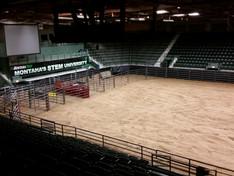 Chutes, Butte Civic Center