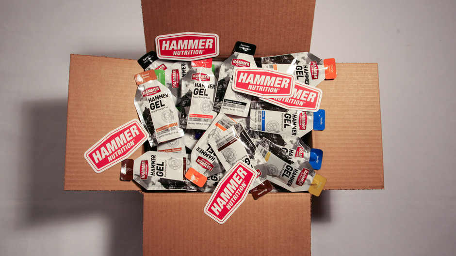 Welcome Hammer Nutrition as a Sponsor