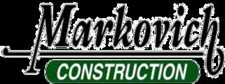 Markovich Constructon Logo