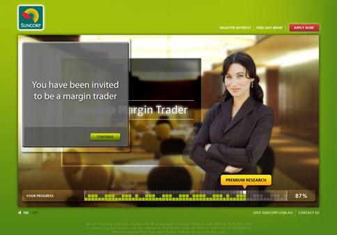 Suncorp Margin Trader