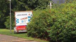 Kühlung dank Jan Bode