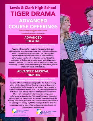 Tiger Drama Course Offerings Advanced Classes.png