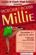 Thoroughly Modern Millie Poster - small.