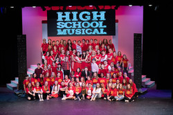 HSM Cast and Crew