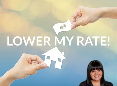 Switching Lenders for a Lower Rate