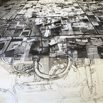Studio Map. 2015