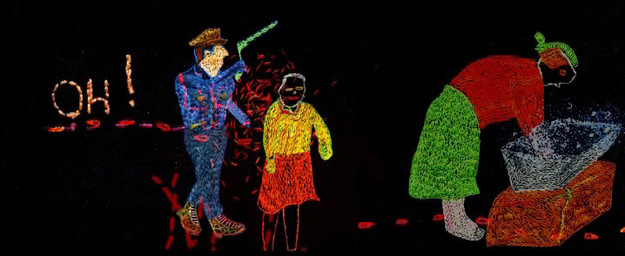 The Journey to Freedom narratives. Bawo Thixo Somandla