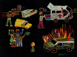The Journey to Freedom narratives.  Riot Ambulance