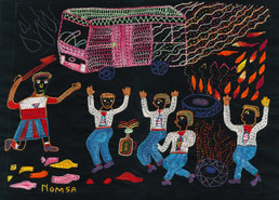 The Journey to Freedom narratives. Student Riots Bus Burning
