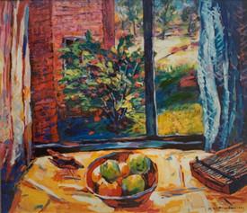 Studio still life. 1991