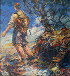 Hiker. 1992