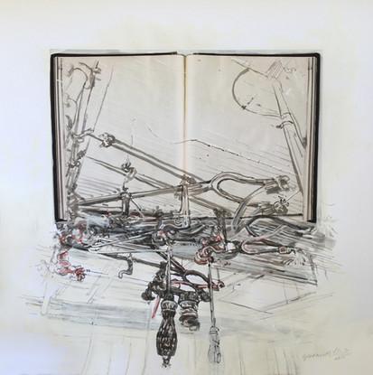 Sketchbook. 2015