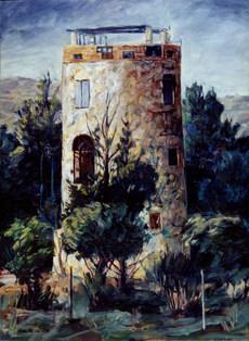 Leo's Tower. 1994