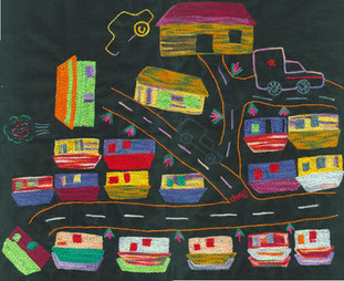 The Journey to Freedom narratives. Suburb