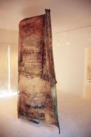 Fourth installation Earth Skin