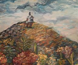 Fool on a hill. 1990