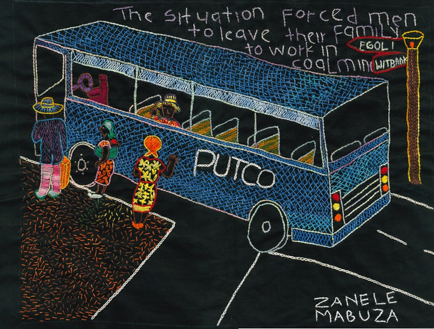 The Journey to Freedom narratives. Putco Bus