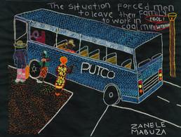 The Journey to Freedom narratives. Putco Bus