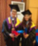 Graduating IGWR Students