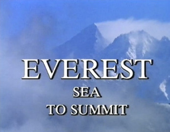 We can climb Everest every day