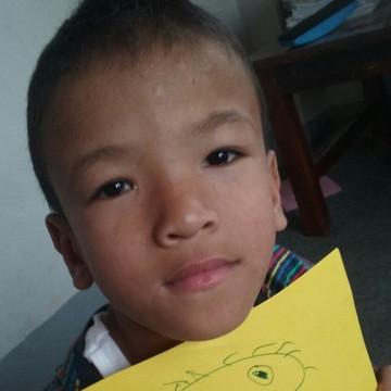 Sponsored child