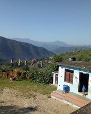 rural school toilet block