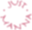 JUST MANNA Logo