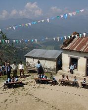 Rural school in need of renovation