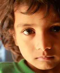 schoolchild in rural Nepal