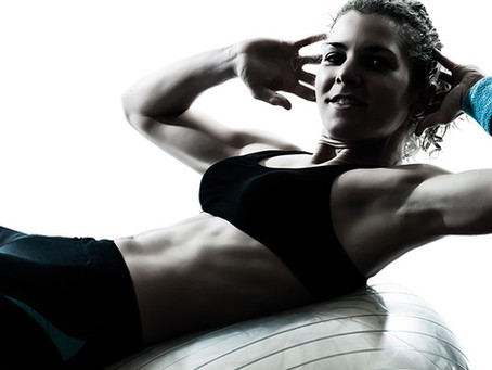 Pilates após uma abdominoplastia.