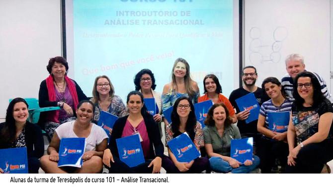 101 Análise Transacional - Turma de Teresópolis 2016