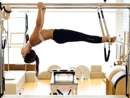 Pilates - saúde para o corpo e para mente.