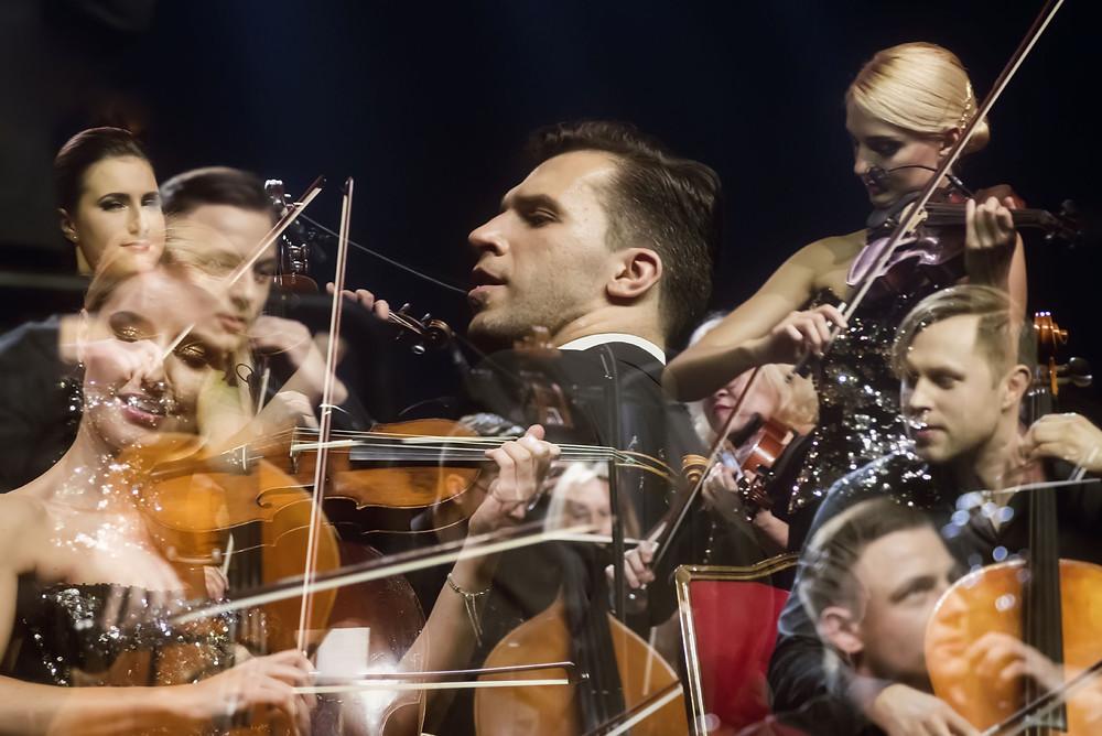Naujų idėjų kamerinis orkestras (NIKO), LNSO / Dmitrij Matvejev nuotrauka