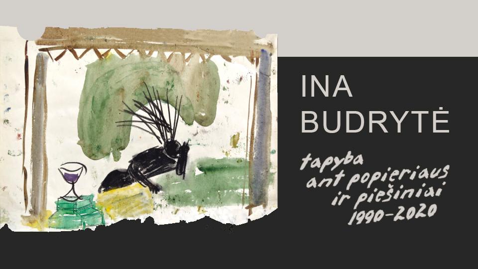 Ina Budrytė. Kūrybos katalogas