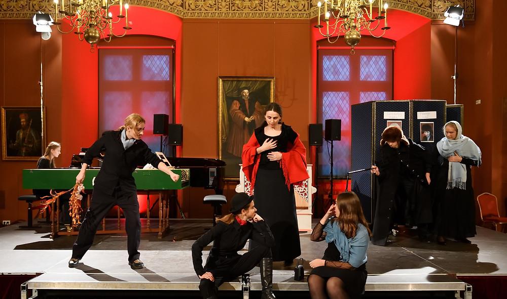 Praėjusių metų Šv. Cecilijos senosios muzikos festivalio renginių akimirka