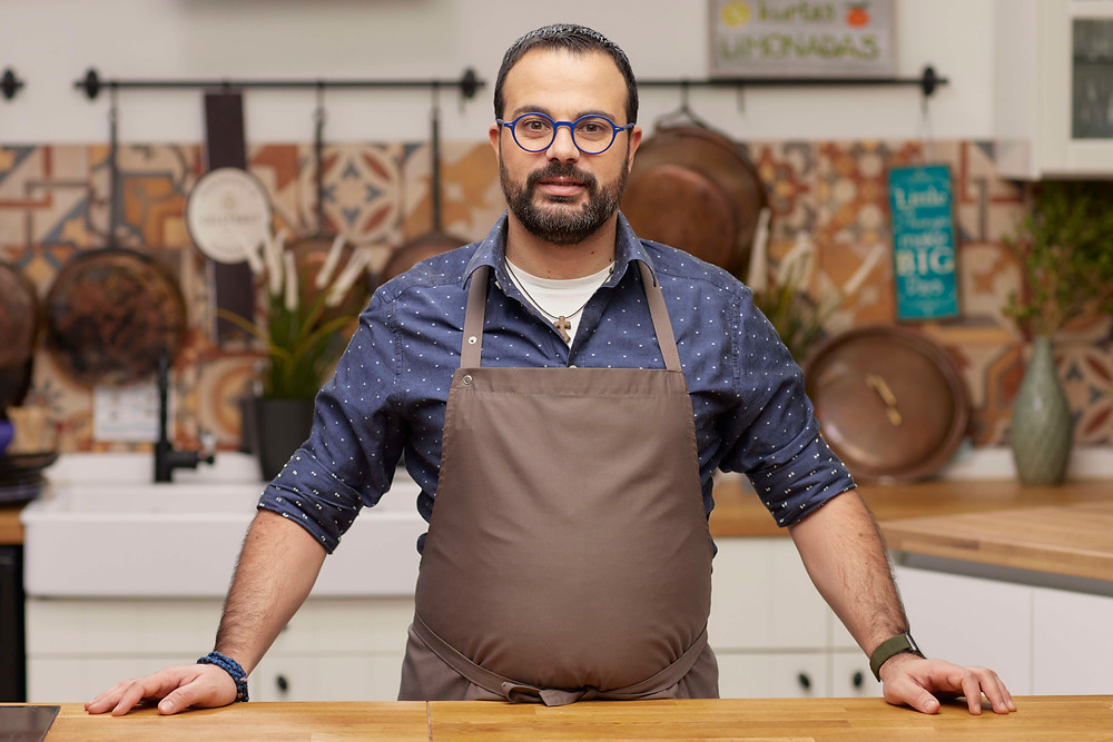 "Šefas Gian Luca Demarco. Kulinarijos studijos ""Rūpi"" nuotrauka"