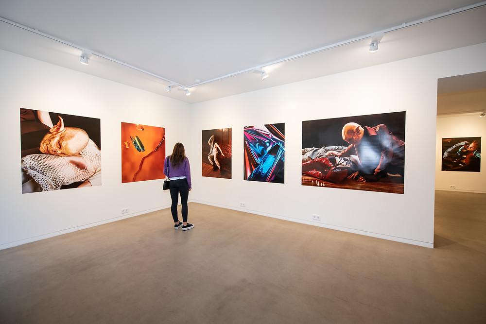 Vilniaus galerijų savaitgalis. Gintarės Grigėnaitės nuotrauka