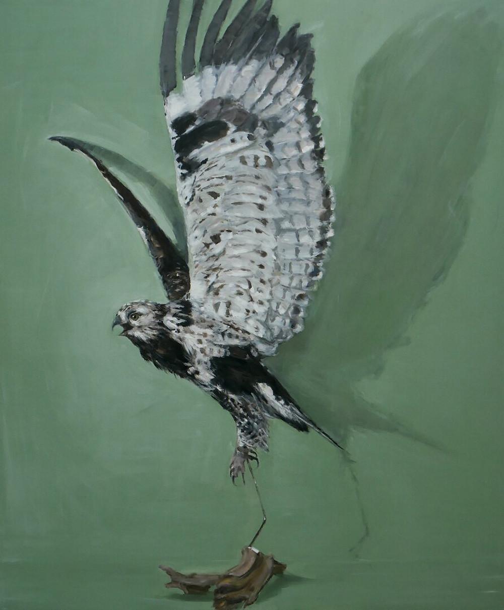 """V. Paukštelis  ,,Ornitologists dream"""""""