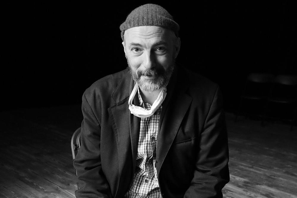 Slovėnų režisierius Tomi Janežičius / Vilniaus mažajo teatro archyvo nuotrauka