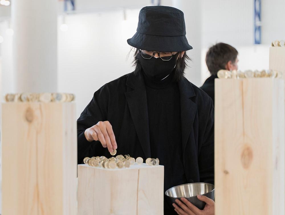 """,,Eka gallery"""", Estijos dailės akademijos galerija (Talinas, Estija)"""