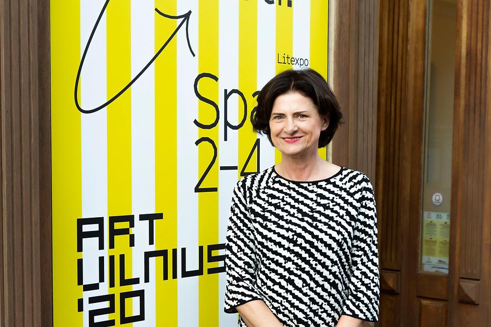 Diana Stomienė. Mariaus Žičiaus nuotrauka
